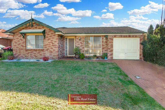 Picture of 15 Rathmore Circuit, GLENDENNING NSW 2761