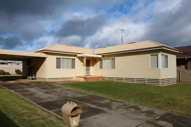 Picture of 6 Sutton Road, MARYBOROUGH VIC 3465