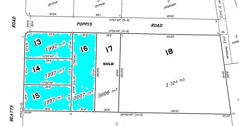 Lot 15 Beatts (Poppi's) Road, Forrest Beach QLD 4850, Image 1