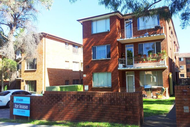 8/18 Wigram St, HARRIS PARK NSW 2150