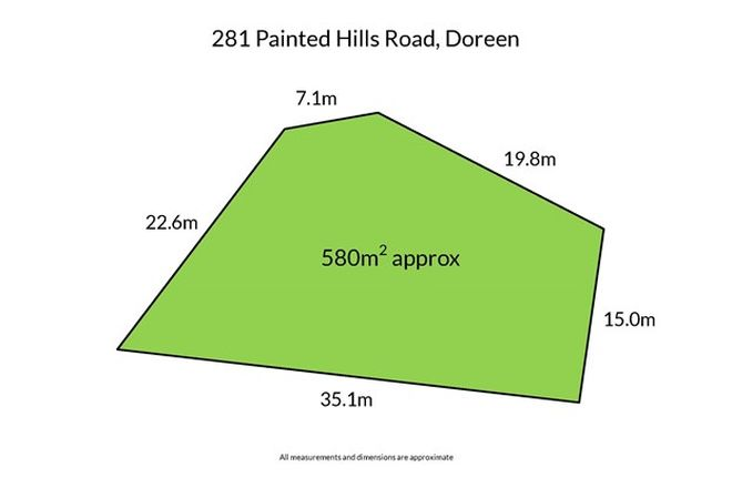 Picture of 281 Painted Hills Road, DOREEN VIC 3754