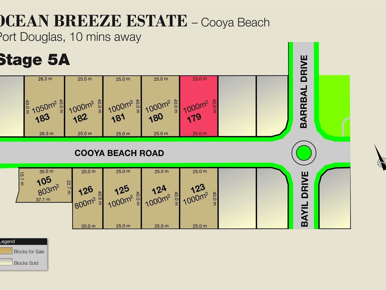 Lot 179 Cooya Beach Road, Bonnie Doon QLD 4873, Image 0
