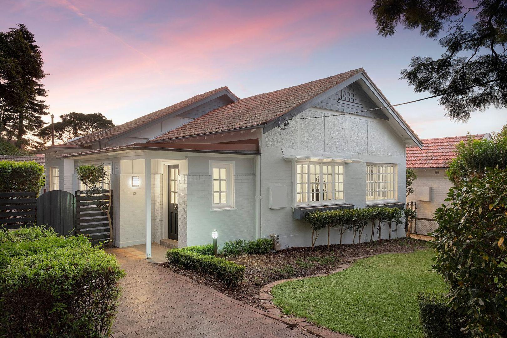 10 Gladstone Avenue, Hunters Hill NSW 2110, Image 0