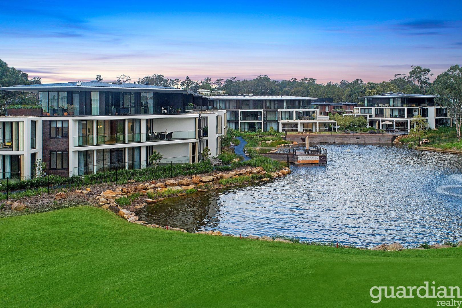 507/18 Fairway  Drive, Bella Vista NSW 2153, Image 0