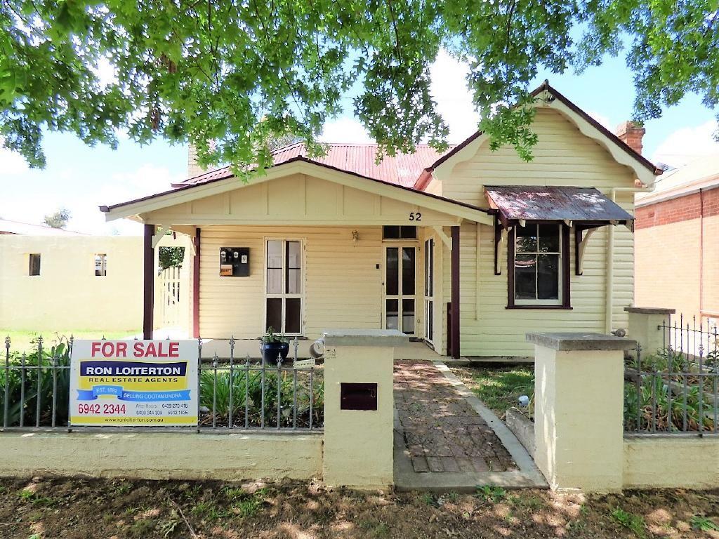 52 Murray Street, Cootamundra NSW 2590, Image 0