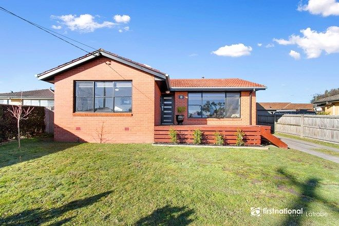 Picture of 8 Cedar Court, CHURCHILL VIC 3842