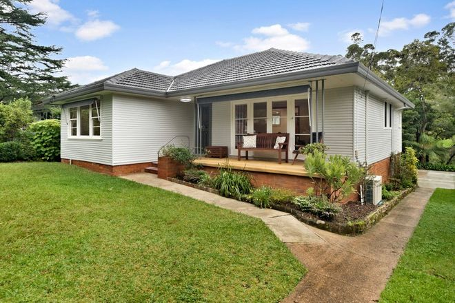 Picture of 46 Downes Street, NORTH EPPING NSW 2121