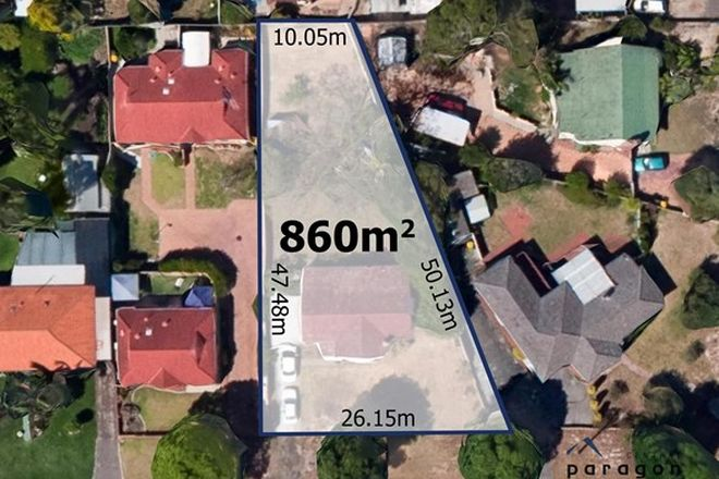 Picture of 4 Somers Street, BELMONT WA 6104