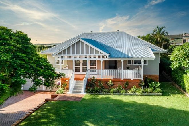 Picture of 39 Sibley Road, WYNNUM WEST QLD 4178