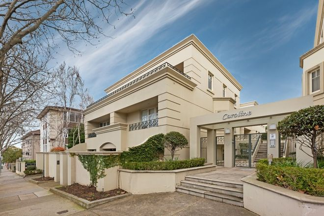 Picture of 19/47-49 Caroline Street, SOUTH YARRA VIC 3141