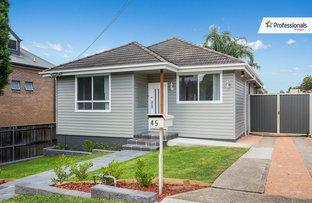 45 Gladstone Street, North Parramatta NSW 2151