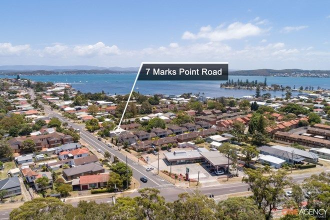 Picture of 5/7 Marks Point Road, MARKS POINT NSW 2280