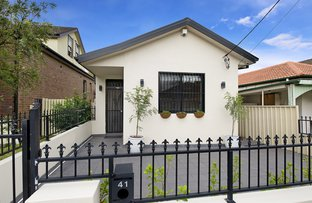 Picture of 41 Palace Street, Ashfield NSW 2131