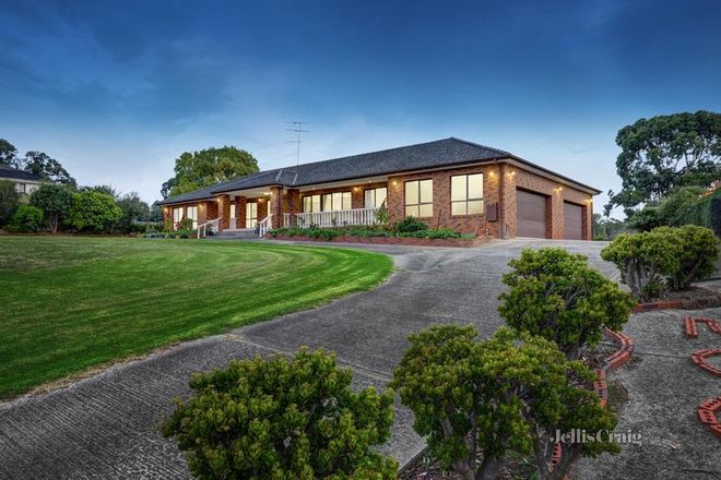 Picture of 37 Rainbow Valley Road, PARK ORCHARDS VIC 3114
