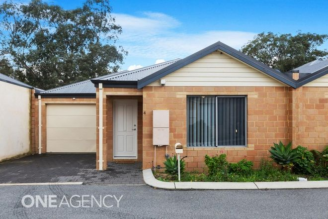 Picture of 4/38 Astley Street, GOSNELLS WA 6110