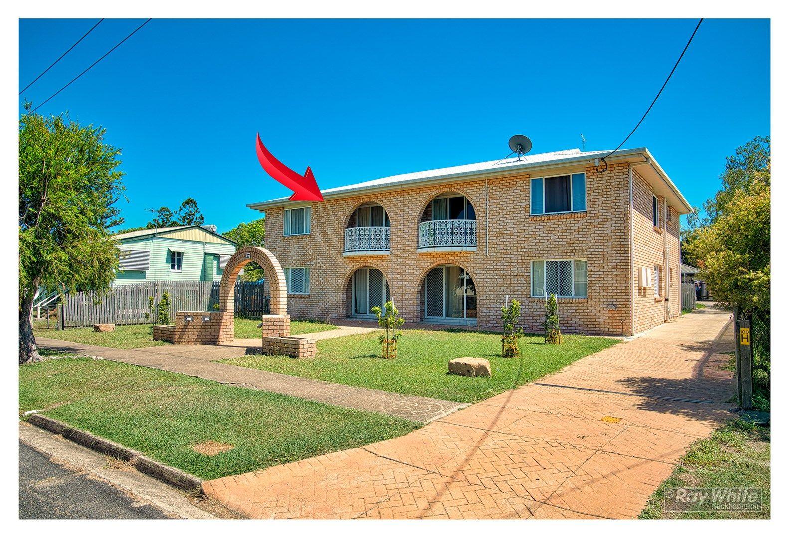 3/37 Armstrong Street, Berserker QLD 4701, Image 0
