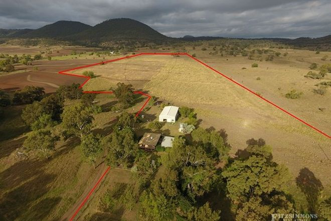 Picture of 122 Burtons Road, BUNYA MOUNTAINS QLD 4405