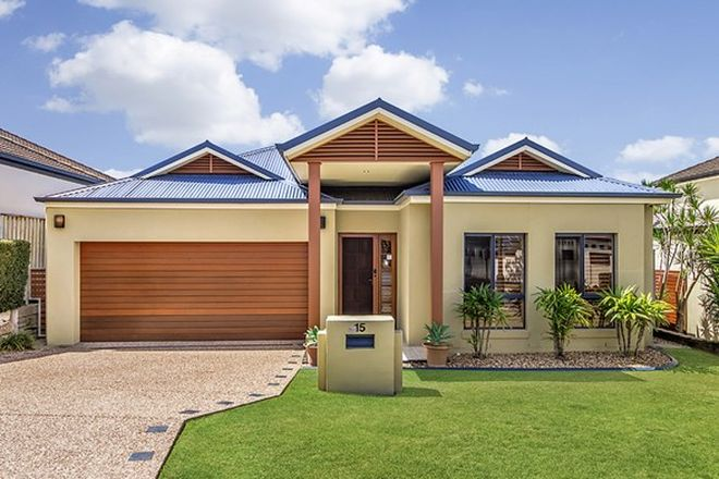 Picture of 15 Andorra Place, VARSITY LAKES QLD 4227
