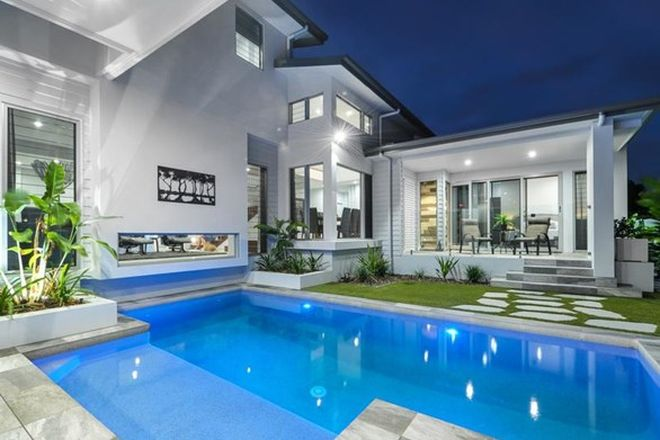 Picture of 8092 Riverside Drive, SANCTUARY COVE QLD 4212