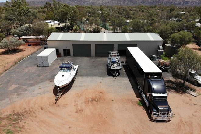 Picture of 13 Mulla Mulla Road, CONNELLAN NT 0873