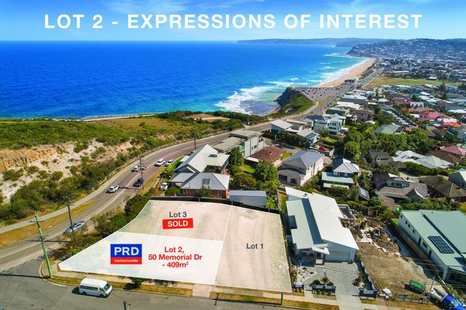 Picture of 50 Memorial Drive, BAR BEACH NSW 2300