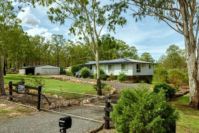 Picture of 58 Ashlands Drive, HELIDON SPA QLD 4344