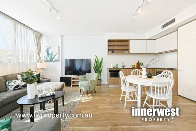 Picture of 203/7 Conder Street, BURWOOD NSW 2134