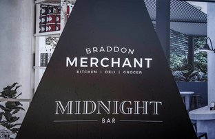 Picture of 310/92 Northbourne Avenue, 'Midnight', Braddon ACT 2612