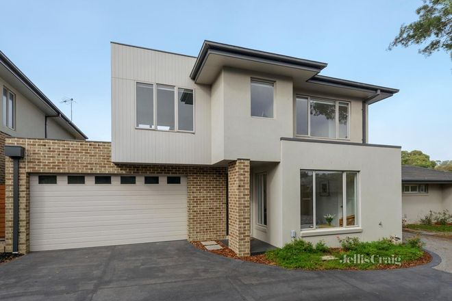 Picture of 2/73 Bonnie View Road, CROYDON NORTH VIC 3136