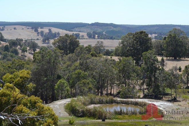 Picture of 21 Eastman  Road, THOMSON BROOK WA 6239