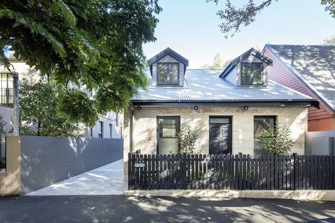 Picture of 16 Holdsworth Street, WOOLLAHRA NSW 2025