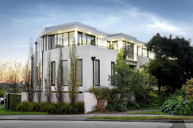 Picture of Penthouse, 14 Martin Court, TOORAK VIC 3142