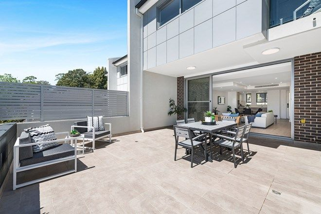 Picture of 103/10 Cecil Avenue, CASTLE HILL NSW 2154