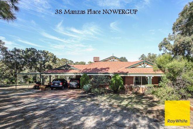 Picture of 38 Manzas Place, NOWERGUP WA 6032