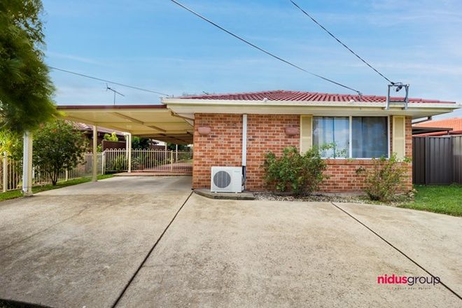 Picture of 315 CARLISLE AVENUE, HEBERSHAM NSW 2770