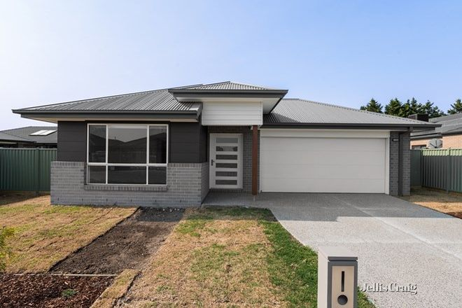 Picture of 8 Aquiver Terrace, MINERS REST VIC 3352