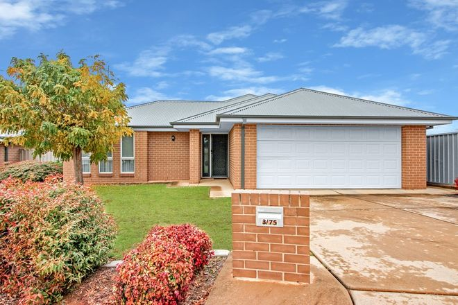 Picture of 3/75 Barrima Drive, GLENFIELD PARK NSW 2650