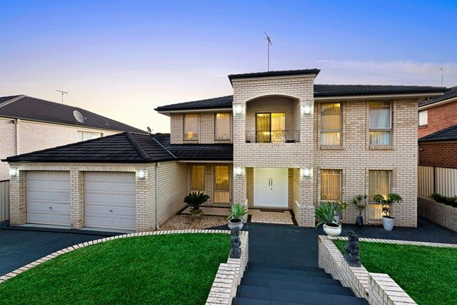 Picture of 3 Sussex Road, KELLYVILLE NSW 2155