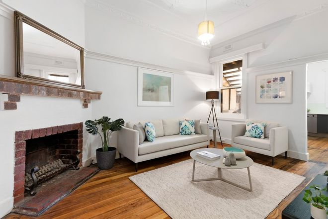 Picture of 4/390 Punt Road, SOUTH YARRA VIC 3141