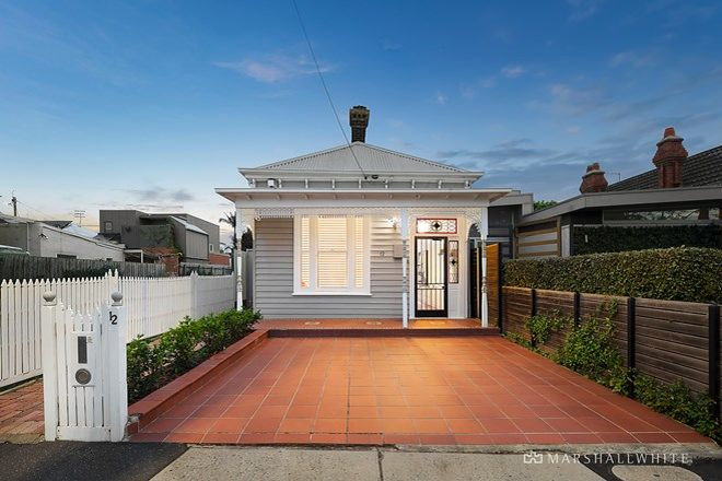 Picture of 12 Mary Street, PRAHRAN VIC 3181