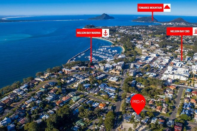 Picture of 22 Nelson Street, NELSON BAY NSW 2315