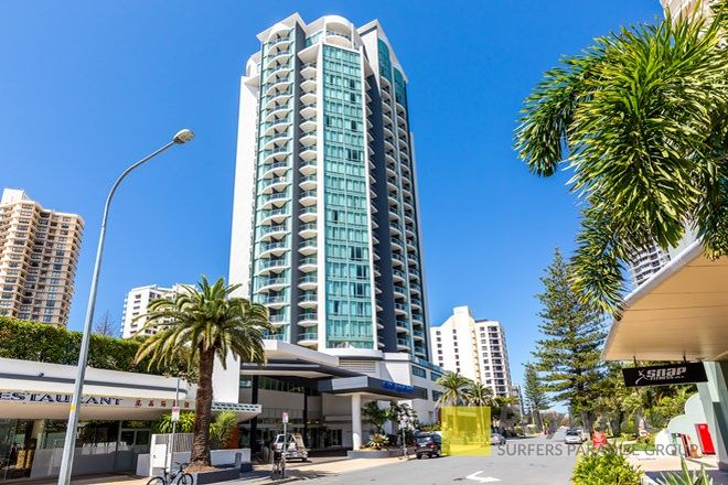 Picture of 1101/25 Laycock Street, SURFERS PARADISE QLD 4217