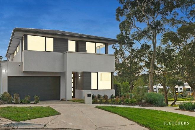 Picture of 3 Stallion Avenue, DONCASTER VIC 3108