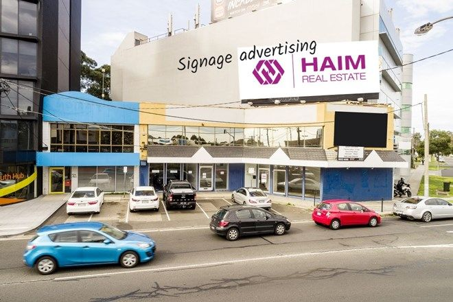 Picture of 2 & 2A Station  Street, MOORABBIN VIC 3189