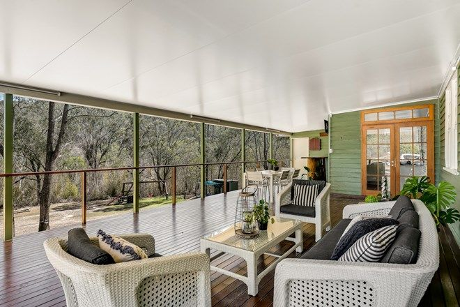 Picture of 1740 Flagstone Creek Road, UPPER FLAGSTONE QLD 4344