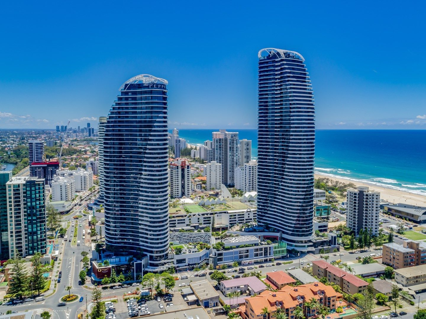 2503/3 Oracle Boulevard , Broadbeach QLD 4218, Image 0