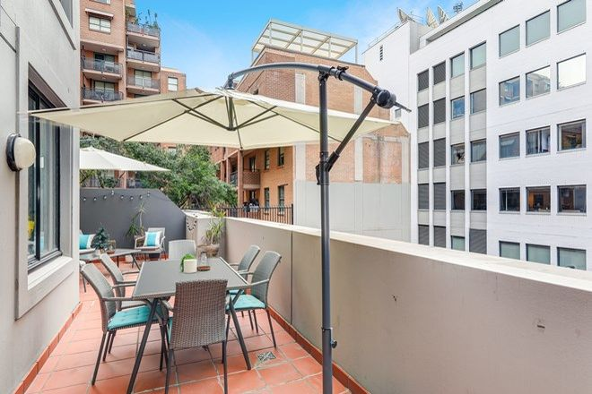 Picture of 40/209 Harris Street, PYRMONT NSW 2009