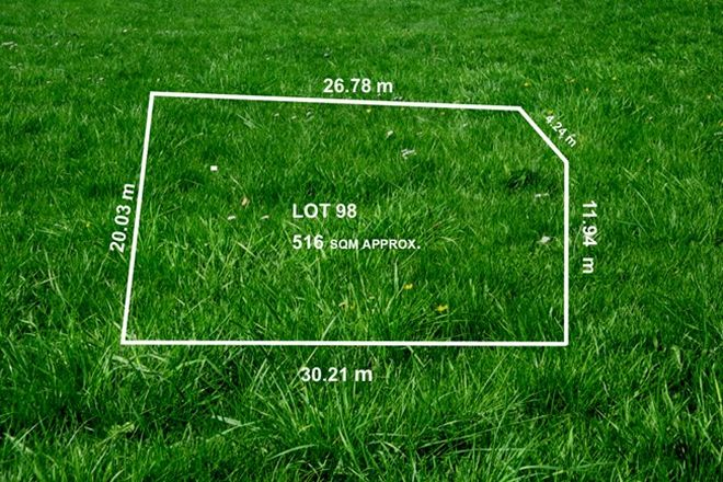 Picture of Lot 98 Wakeful Crescent, DROUIN VIC 3818