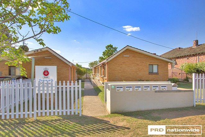 Picture of 2/44 Bourke Street, TAMWORTH NSW 2340
