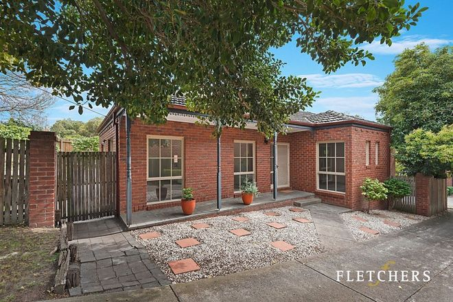 Picture of 1/4 New Street, SURREY HILLS VIC 3127